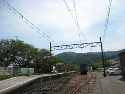 大井川鐡道 家山駅