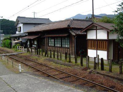 大井川鐡道 地名駅