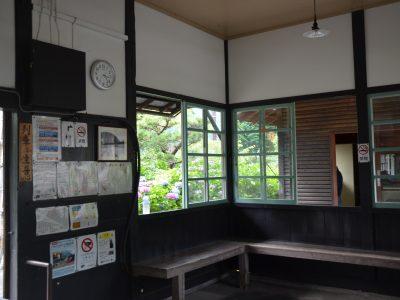 大井川鐡道 田野口駅
